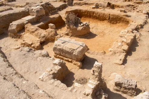 کشف بقایای یک سکونتگاه تاریخی در مصر