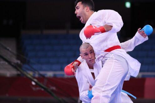 کولاک سجاد گنج زاده با صعود به فینال المپیک توکیو