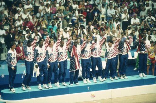از تیم رویایی بسکتبال امریکا