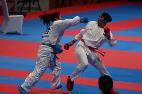 ۳ کاراته کای ایران حریفان خود را شناختند