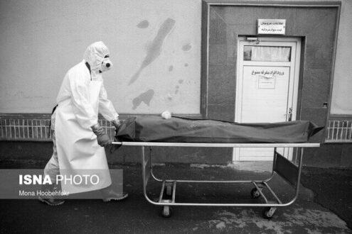 ۵۰۰۰ نفر در البرز به علت کرونا فوت کرده اند