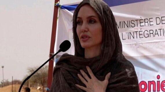 ابراز نگرانی آنجلینا جولی از وضعیت دختران و زنان در افغانستان