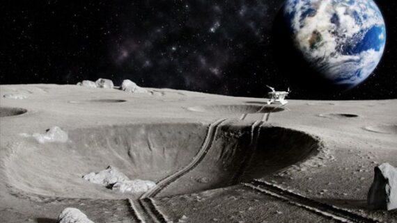 ارسال دسته جمعی ربات های خودران برای معدن کاوی ماه