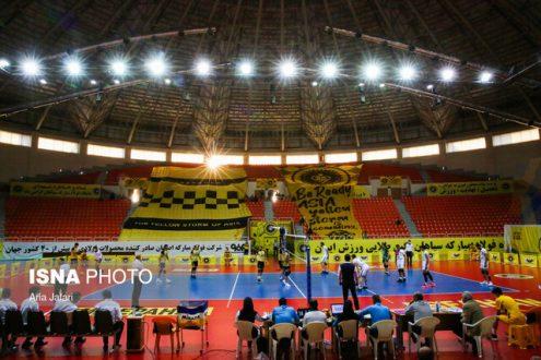 اصفهان میزبان مسابقات قهرمانی نوجوانان آسیا شد
