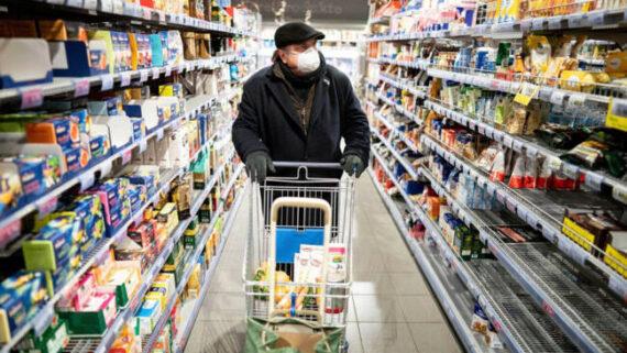 افزایش قیمت خوراکی ها ۲۵۵ درصد را ثبت کرد