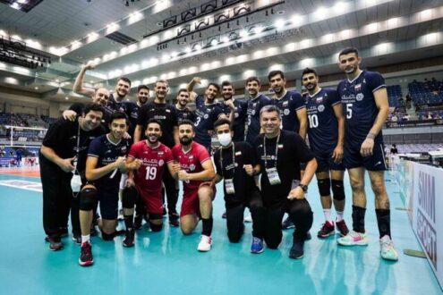 ایران ۳ - چین ۱ / دیوار چین برای بلند قامتان والیبال ایران کوتاه بود
