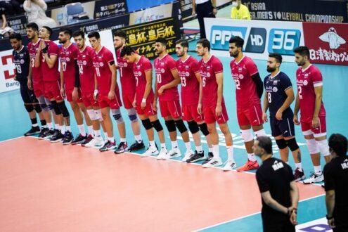 ایران ۳- کره جنوبی صفر/ بلندقامتان والیبال ایران روی نوار پیروزی