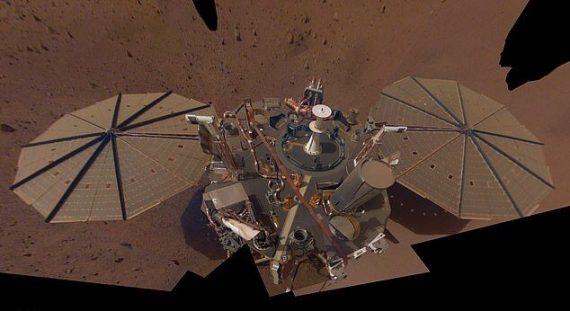 اینسایت بزرگترین و طولانی ترین مریخ لرزه را ثبت کرد