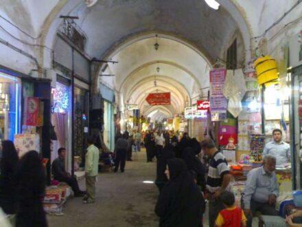 بازار قدیمی قم