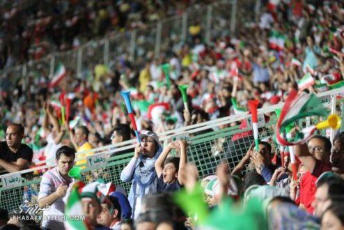 با مجوز AFC بازی ایران و کره با حضور تماشاگر برگزار می شود