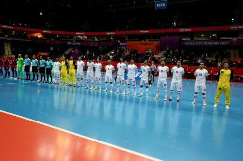 تساوی نتیجه مطلوب تیم ملی فوتسال مقابل آرژانتین