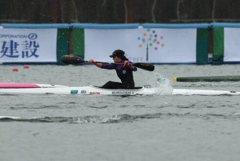 جاهدی و بهروزی راد به نیمه نهایی پارالمپیک رسیدند