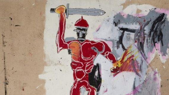 حراج نقاشی چند میلیون دلاری «باسکیا»