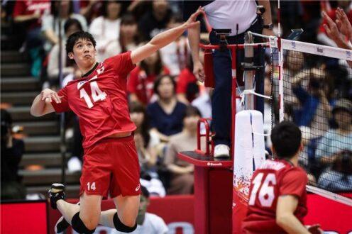 خط و نشان کاپیتان والیبال ژاپن برای آسیایی ها