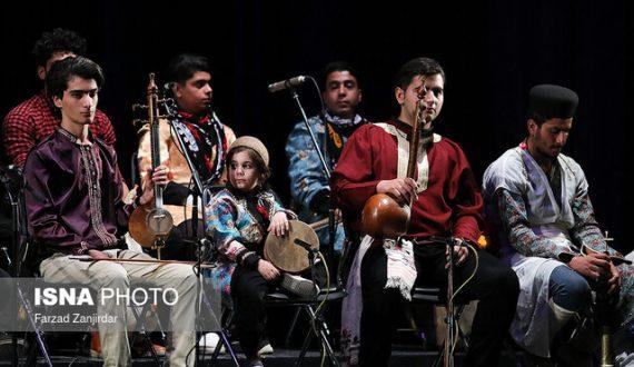 داوری جشنواره موسیقی جوان کلید خورد