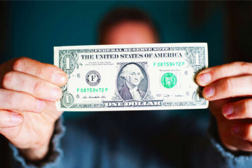 دلار روی ریل صعودی