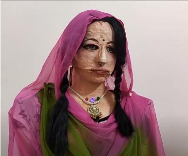 انسان نمای هند