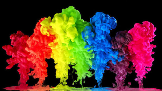 رنگ ها و تاثیر گویای فکری بر روان آدم ها