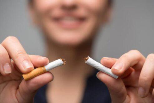 آیا ترک سیگار موجب چاقی می شود