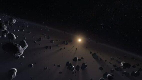 شناسایی ۴۶۱ جسم فرا نپتونی در منظومه شمسی