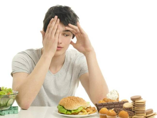 شکست در رژیم غذایی