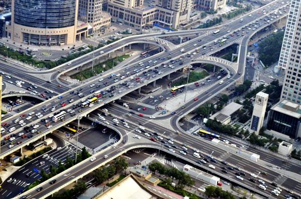 طولانی ترین پل جهان Bang Na Expressway