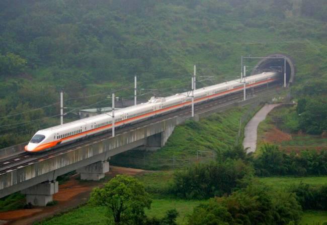 طولانی ترین پل جهان Changhua–Kaohsiung Viaduct