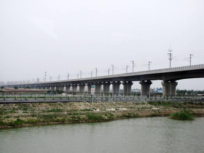 طولانی ترین پل جهان Tianjin Grand Bridge