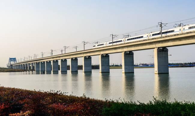 طولانی ترین پل جهانBeijing Grand Bridge