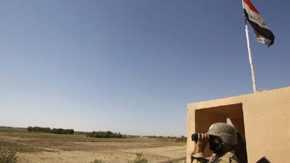 عملیات گسترده حشد شعبی علیه داعش در مرز سوریه