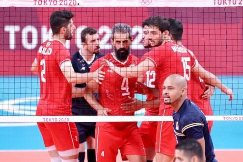 فدراسیون جهانی: معروف از تیم ملی بازنشسته شده اما والیبال را ادامه می دهد