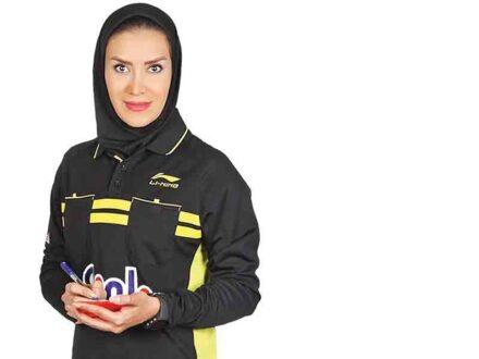 قضاوت داوران ایرانی در بازی میزبان جام جهانی فوتسال