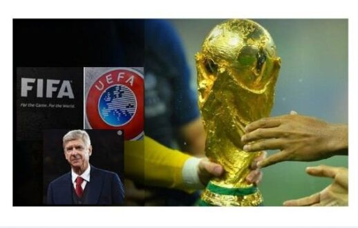 مخافت یوفا با برگزاری دو سال یک بار جام جهانی