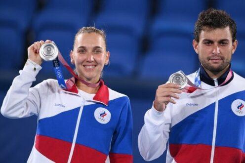 مدال هاي المپيک ورزشکار روس به سرقت رفت