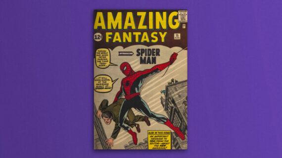 مرد عنکبوتی رکورد زد
