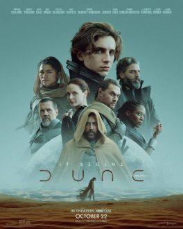 معرفی فیلم تل ماسه 2021 ( Dune )