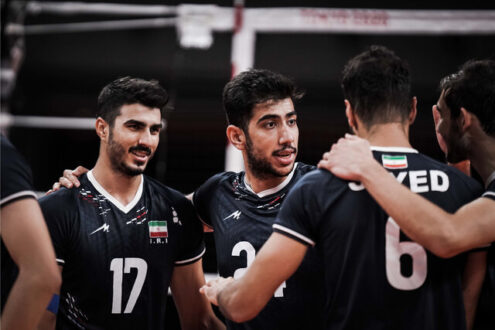معرفی لیست اصلی عطایی برای مسابقات والیبال قهرمانی آسیا