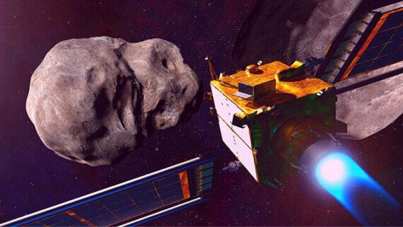 ناسا می خواهد عمدا یک فضاپیما را به یک سیارک بکوبد