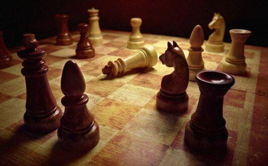 نایب قهرمانی تیم ملی شطرنج دانشجویان مرد ایران در آسیا