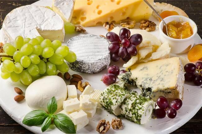 خواص پنیر و خواص سرشیر