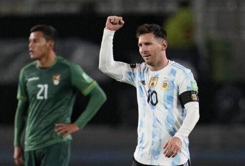 پیروزی آرژانتین با هت تریک مسی/ ادامه صدرنشینی برزیل در آمریکای جنوبی