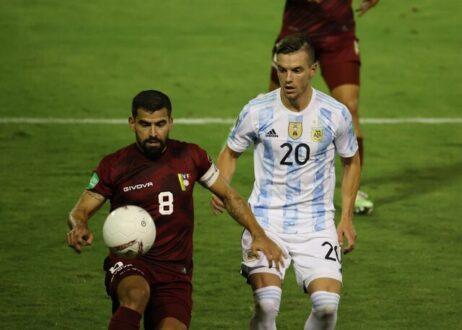 پیروزی آرژانتین و برزیل در انتخابی جام جهانی ۲۰۲۲