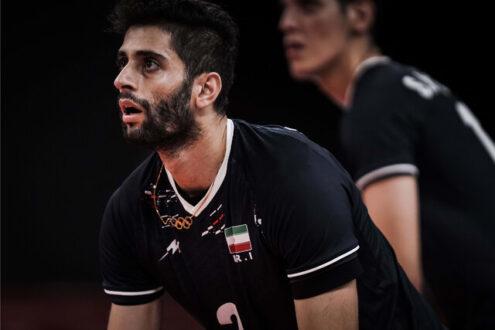 پیروزی راحت بلندقامتان ایران در بازی اول والیبال قهرمانی آسیا