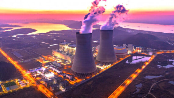 چین در آستانه آزمایش نخستین راکتور هسته ای سبز جهان