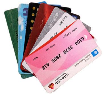 چقدر کارت بانکی در کشور داریم