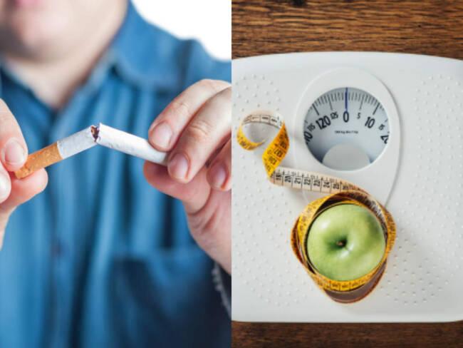 استفاده از سیگار باعث لاغری می شود