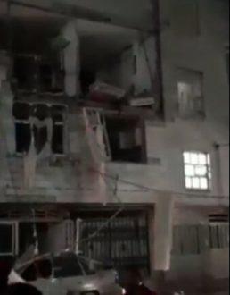 انفجار یک منزل مسکونی در چهارصد دستگاه کرج