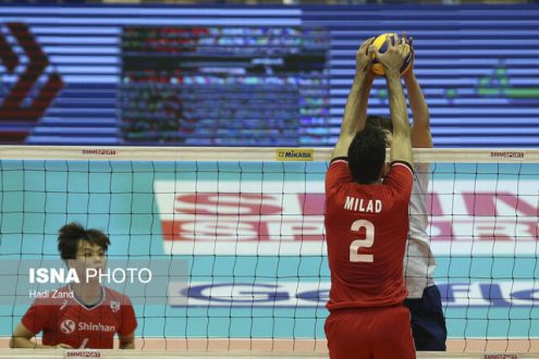 برنامه مرحله گروهی مسابقات والیبال قهرمانی باشگاه های مردان آسیا