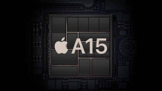 تراشه A15 سریعتر از میزان اعلام شده توسط اپل خود را نشان می دهد