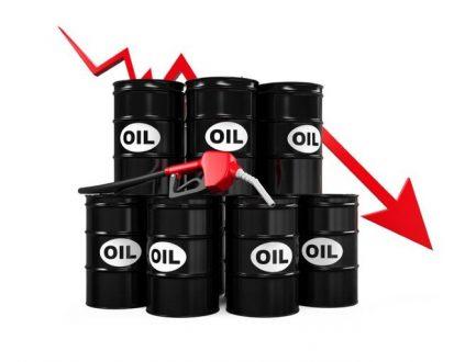 ترمز صعود قیمت نفت کشیده شد